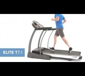 Беговая дорожка Horizon Elite T7.1 - Видео