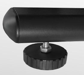 BRONZE GYM PRO GLIDER Эллиптический тренажер - Стабилизаторы неровностей пола