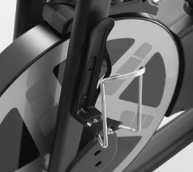 BRONZE GYM PRO GLIDER Эллиптический тренажер - Держатель для бутылки
