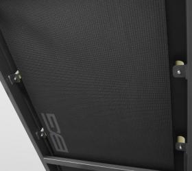BRONZE GYM T812 LC TFT Беговая дорожка коммерческая - 4 коммерческих эластомера VCS™