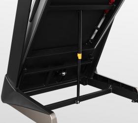 OXYGEN WIDER T25 Беговая дорожка - Легкое складывание за счет двухфазной гидравлики easyFOLD™