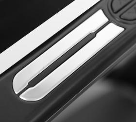 OXYGEN WIDER T25 Беговая дорожка - Cенсорные датчики пульса