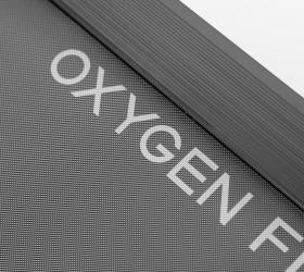 OXYGEN WIDER T25 Беговая дорожка - Высокопрочное многослойное полимерное полотно сложного плетения Habasit NVT-256 толщиной 2,2 мм
