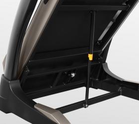 OXYGEN WIDER T35 Беговая дорожка - Легкое складывание за счет двухфазной гидравлики easyFOLD™