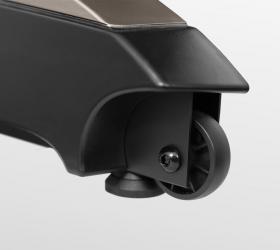 OXYGEN WIDER T35 Беговая дорожка - Компенсаторы неровностей пола и транспортировочные ролики