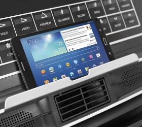 OXYGEN WIDER T35 Беговая дорожка - Подставка под планшет или смартфон