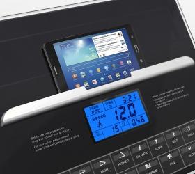 OXYGEN WIDER T25 Беговая дорожка - Подставка под планшет или смартфон