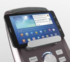 OXYGEN ELC Эллиптический тренажер - Подставка для планшета или книги