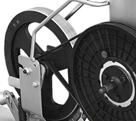 OXYGEN ELC Эллиптический тренажер - Элементы электромагнитной приводной системы magicFLOW™ FRONT PLUS