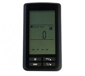 MATRIX CXC Спин-байк - Опционально доступна LCD консоль, показывающая об./мин., калории, расстояние, время и пульс (при наличии нагрудного ремня)