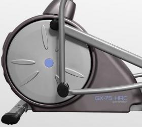 OXYGEN GX-75 HRC Эллиптический эргометр - Строгий элегантный дизайн от норвежской студии Strekkogle