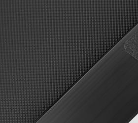 OXYGEN M-CONCEPT SPORT Беговая дорожка - Многослойное коммерческое Habasit NVT-256 толщиной 1.6 мм.
