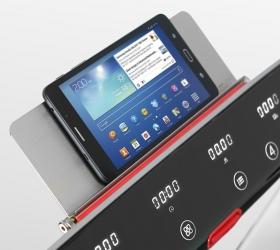 OXYGEN M-CONCEPT JOG Беговая дорожка - Подставка под планшет или смартфон