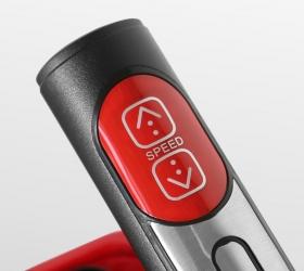 OXYGEN M-CONCEPT SPORT Беговая дорожка - Кнопки быстрого доступа к изменению режимов скорости