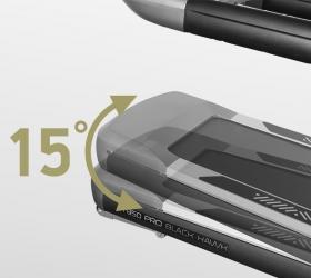 BRONZE GYM T950 PRO BLACK HAWK Беговая дорожка - Автоматически изменяемый угол наклона от 0 до 15%