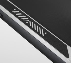 BRONZE GYM T950 PRO BLACK HAWK Беговая дорожка - Нескользящие накладки на деку