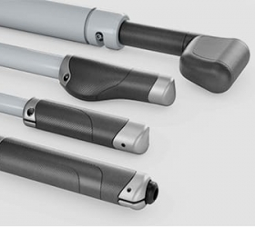 MATRIX ULTRA G7-S77-02 Голень-машина - Несколько видов сверхэргономичных рукояток Action Specific Grips™.