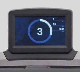MATRIX ULTRA G7-S51-02 Пресс-машина - Инновационнная сенсорная консоль с обучающими видео и возможностью отслеживать результаты тренировок (приобретается отдельно)