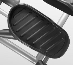 BRONZE GYM XE902 PRO Эллиптический тренажер - Антискользящие педали
