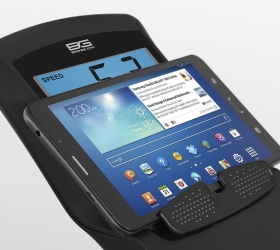 BRONZE GYM GL Беговая дорожка - Подставка под планшет или смартфон
