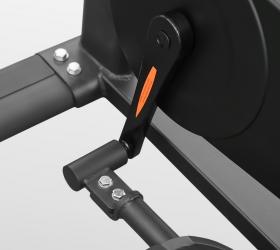 BRONZE GYM PRO GLIDER 2 Эллиптический тренажер - Трехкомпонентный педальный узел с реверсивным ходом