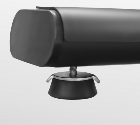 BRONZE GYM PRO GLIDER 2 Эллиптический тренажер - Стабилизаторы неровностей пола