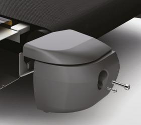MATRIX T7XE (T7XE-04) Беговая дорожка - Кованые алюминиевые наконечники боковых направляющих - это не только элемент дизайна, но и великолепная защита от царапин