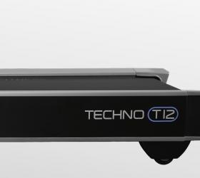OXYGEN TECHNO T12 Беговая дорожка - Рама закрытого типа лучше защищает движимые части и электронику от агрессивного внешнего воздействия (пот, пыль и т.д.)