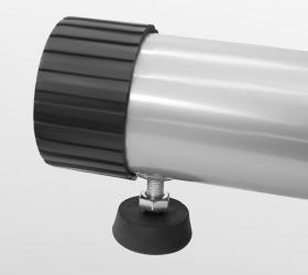OXYGEN EX-56 HRC Эллиптический тренажер - Компенсаторы неровностей пола