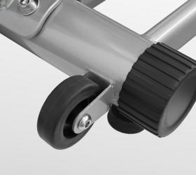 OXYGEN EX-56 HRC Эллиптический тренажер - Транспортировочные ролики