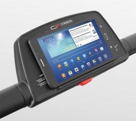 CARBON FITNESS T200 SLIM Беговая дорожка - Подставка под планшет