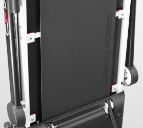 CARBON FITNESS T200 SLIM Беговая дорожка - 6 плоских эластомеров Natural™