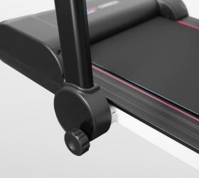 CARBON FITNESS T200 SLIM Беговая дорожка - Уникальная система складывания
