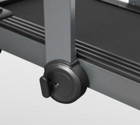 OXYGEN T-COMPACT B Беговая дорожка - Уникальная система складывания