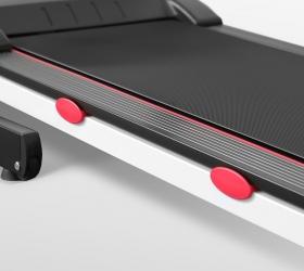CARBON FITNESS T558 Беговая дорожка - Демпфирующие подушки как элемент технологии Park-IN™