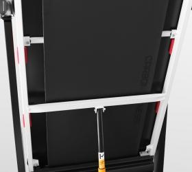 CARBON FITNESS T558 Беговая дорожка - 4 динамических эластомера Variable Cushion System™ в сочетании с 4 амортизационными подушками Park-IN™
