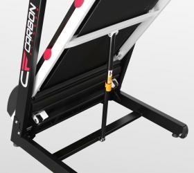 CARBON FITNESS T558 Беговая дорожка - Двухфазная гидравлика Easy Drop™