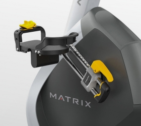 MATRIX R3XM (R3XM) Велотренажер реабилитационный - Возможность настройки длины шатунов педалей независимо друг от друга