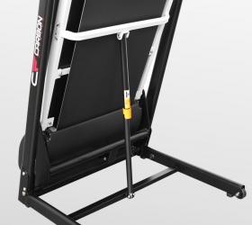 CARBON FITNESS T500 Беговая дорожка домашняя - Двухфазная гидравлическая система Easy Drop™