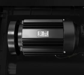 OXYGEN FITNESS NEW CLASSIC ARGENTUM TFT Беговая дорожка - Двигатель от японского производителя Fuji Electric мощностью 3.0 л.с.