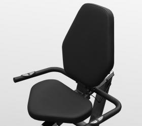 CARBON FITNESS M808 Велотренажер - Сиденье с подушкой повышенной комфортности и с поддержкой спины