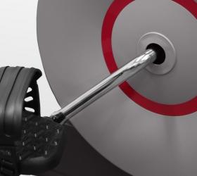 CARBON FITNESS M808 Велотренажер - Однокомпонентный педальный узел
