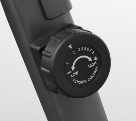 CARBON FITNESS F808 Эллиптический тренажер - 8 уровней магнитного нагружения