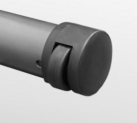 CARBON FITNESS F808 Эллиптический тренажер - Транспортировочные ролики