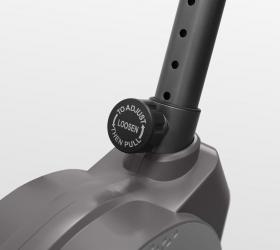 CARBON FITNESS U308 Велотренажер - Регулировка сиденья по вертикали