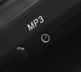OXYGEN FITNESS NEW CLASSIC FERRUM M Беговая дорожка - Воспроизведение аудио при помощи AUX