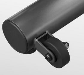 CARBON FITNESS R808 Гребной тренажер - Транспортировочные ролики