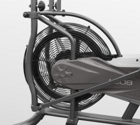 CARBON FITNESS A808 Велотренажер (Assault Bike) - Аэродинамическая система нагружения