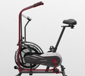 CARBON FITNESS A808 Велотренажер (Assault Bike) - Технология Treadle Combo™ (соединяет ножные педали и рукоятки тренажера в единый механизм)
