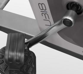 CARBON FITNESS U318 MAGNEX Велотренажер - Трехкомпонентный педальный узел